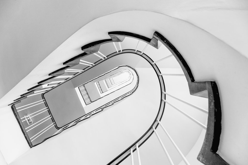 Staircase study #4