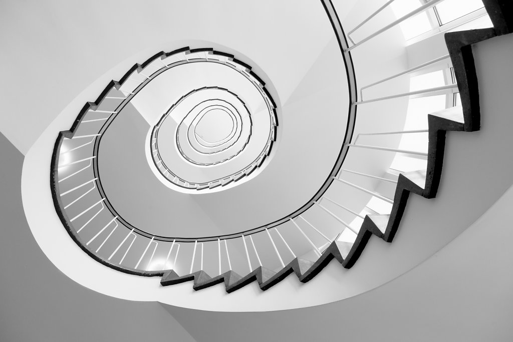 Staircase study #3