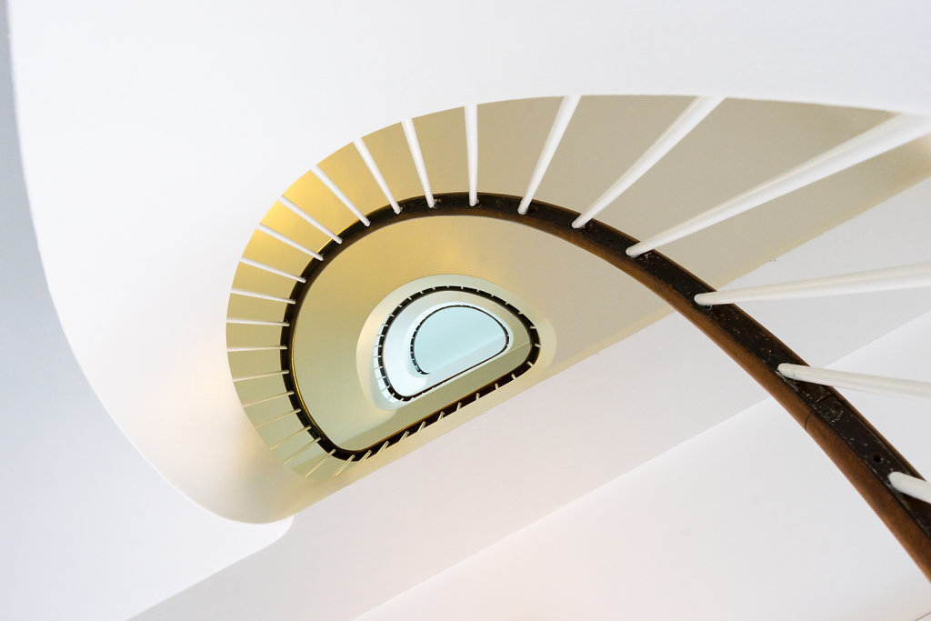 Staircase study #2