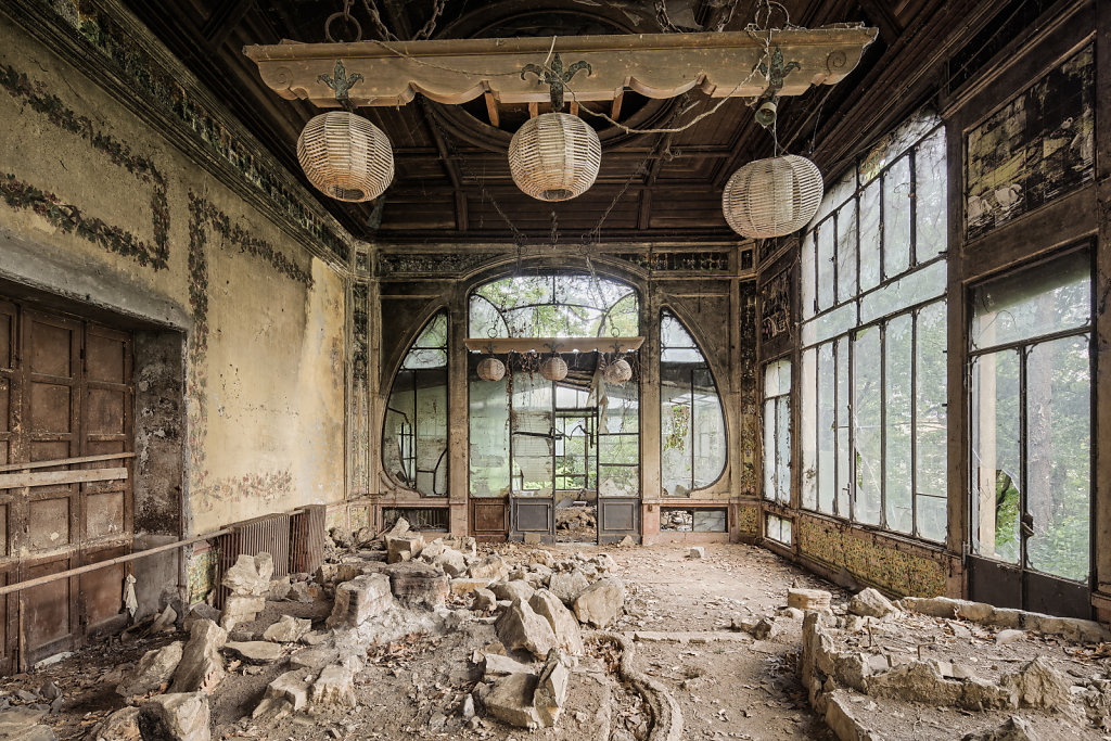 Oriental Greenhouse